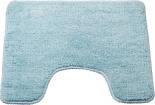 Коврик для туалета Swensa Passo голубой 45*45см