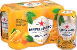 Напиток Sanpellegrino Aranciata 330мл