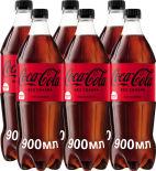 Напиток Coca-Cola Zero 900мл