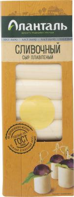 Сыр плавленый Аланталь Сливочный 40% 190г