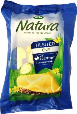 Сыр Arla Natura Тильзитер 45% 250г