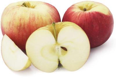 Яблоки сезонные 0.8 - 1.1 кг