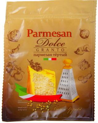 Сыр Dolce Granto Пармезан тертый 40% 150г