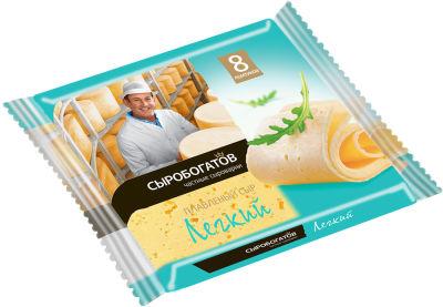 Сыр Сыробогатов плавленый 25% 130г