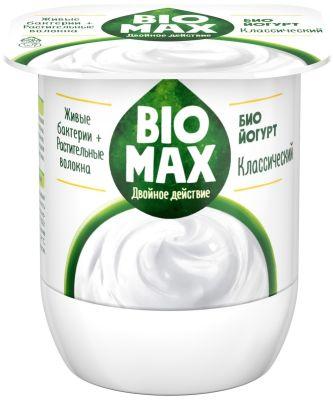 Биойогурт Bio-Max Классический 2.7% 125г