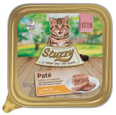Корм для котят Stuzzy Pate Cat паштет с курицей 100г