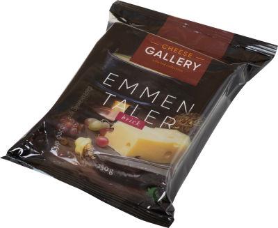 Сыр Cheese Gallery Эмменталер 45% 250г