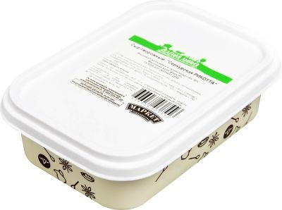 Сыр Маркет Зеленая линия Сернурская Рикотта 30% 200г