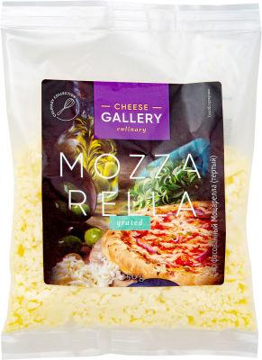 Сыр Cheese Gallery Моцарелла тертый 150г
