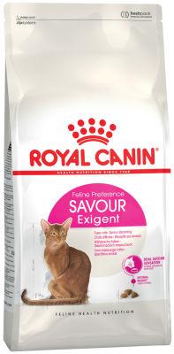 Сухой корм для кошек Royal Canin Savour Exigent 35/30 Птица 400г
